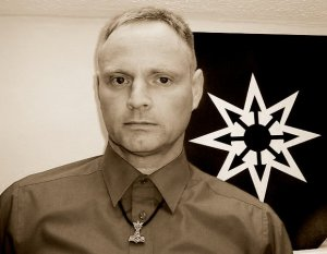 Troy Southgate: Fascist activist since the 1980s and leader of the National Anarchist Movement (NAM)